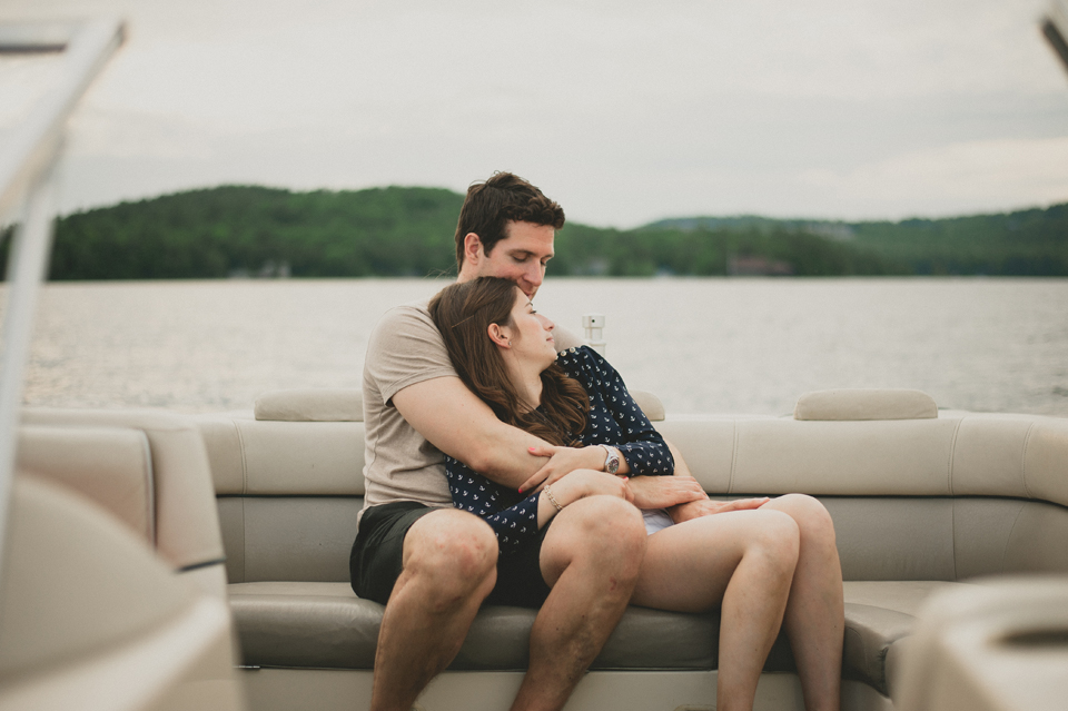 lake sunapee boat engagement
