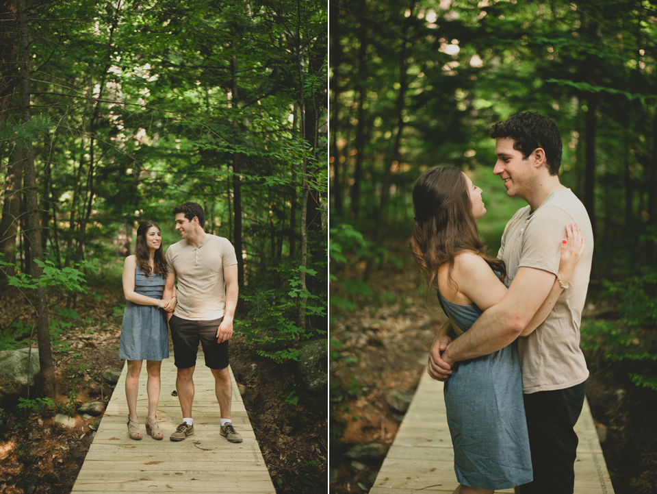 lake sunapee engagement